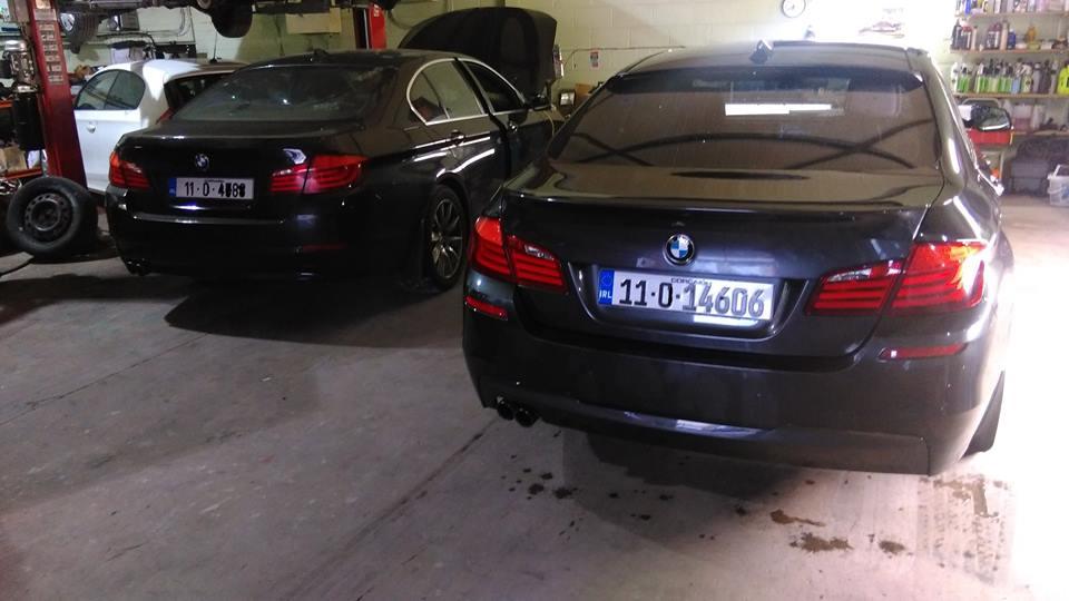 KM Garage - BMW specialist